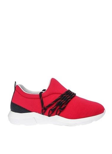 Black Pepper Ayakkabı Kırmızı